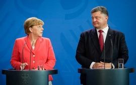 Меркель: Режим тишины на Украине