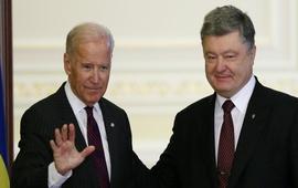 Джо Байден приехал в Киев