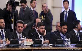 Оппозиция Сирии требует от РФ давления