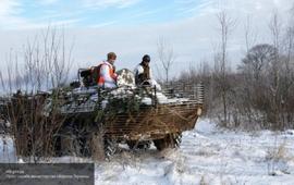Хроника Донбасса: ночные обстрелы ДНР