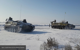 Хроника Донбасса: Байден дал команду