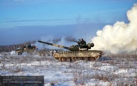 Хроника Донбасса: вагоны снарядов
