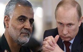 Конфронтация между Россией и Ираном