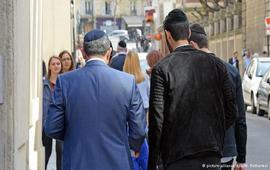 Евреи покидают Францию