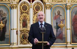 Лукашенко, «Русский мир»