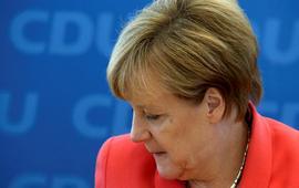 Меркель с Трампом обсудит Россию