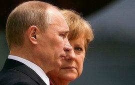 Следующая мишень России - Меркель