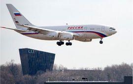 Самолет с дипломатами прибыл в Москву