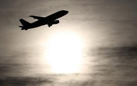 Самолет с дипломатами вылетел
