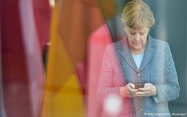 Меркель может повлиять на Трампа