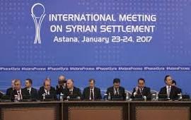 Астана была организована чтобы подставить Иран