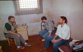 История архивного фото с наемниками