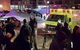 Нападение на мечеть в Квебеке
