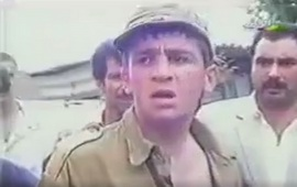 Бегство аскяров с поля боя - Агдам 1993