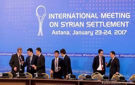 Оппозиця Сирии в Астане
