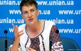 Савченко предлагает обмен пленными