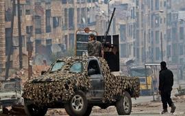 Оппозиция Сирии прервала подготовку