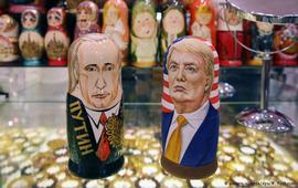 """Трамп назвал Путина """"очень умным"""""""