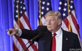 Трамп ужесточает позицию