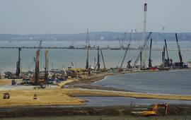 Крымский мост без подрядчиков
