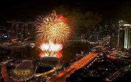 Новый 2017 год в мире (фото)