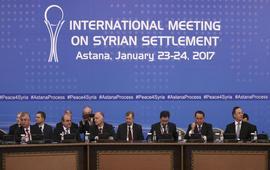 Астана: Дипломатия или