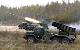 «Минск-2» под ракетно-залповым огнем