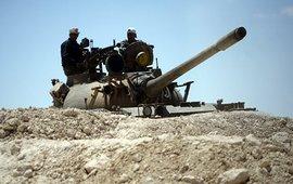 Сирийские военные отбросили боевиков