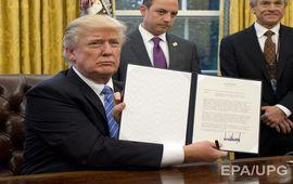 Трамп закрывает доступ террору