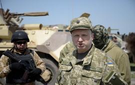 Только война: у Турчинова и в Раде