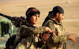 Заявление курдов по переговорам в Астане