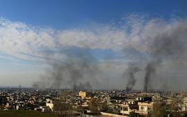 Мосул покинули более 100 000 человек