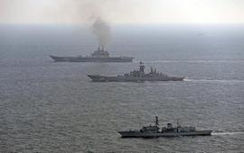Глава МО Британии назвал «Адмирала Кузнецова»