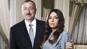 """""""Верю, что смогу оправдать ваше, господин президент, и всех верящих людей, доверие"""", - заявила жена президента Мехрибан Алиева"""