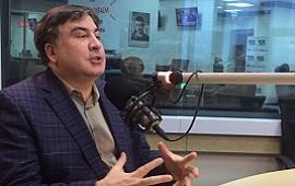 """Саакашвили: Украина """"спасает Европу"""