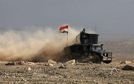 Армия Ирака продвигается