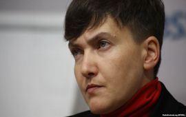 Савченко посетила военнопленных
