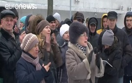 """Мы не тунеядцы"" - Белоруссия"
