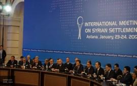 """РФ хочет """"помирить"""" Сирию и США"""