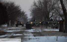 Хроника Донбасса: ВСУ обстреляли из минометов