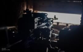 Хроника Донбасса: «Азов» и «Правый сектор» в Авдеевке