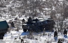 Хроника Донбасса: юг ДНР под массированным обстрелом