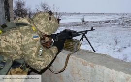 Хроника Донбасса: Киев «поздравил»