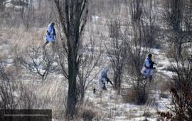 Хроника Донбасса: под Донецком «притихли» ВСУ