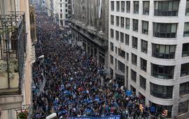 Испанцы за прием беженцев