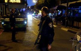Теракт на рынке недалеко от Тель-Авива