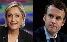 Макрон намерен опередить Ле Пен
