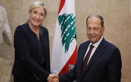 Марин Ле Пен поддерживает Асада