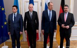РФ и Украина договорились о перемирии