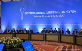Астана - 2 завершена безрезультатно